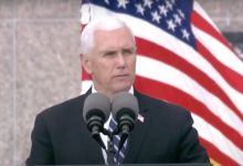 Photo of Pence says coronavirus could be 'largely' behind us by Memorial Day weekend