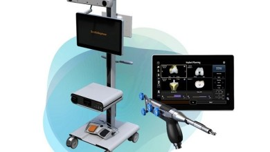 Photo of Smith+Nephew launches Real Intelligence and CORI™ Surgical System; next generation handheld robotics platform