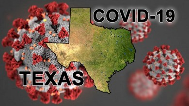 Photo of Texas hits new record for virus deaths as hospitals scramble