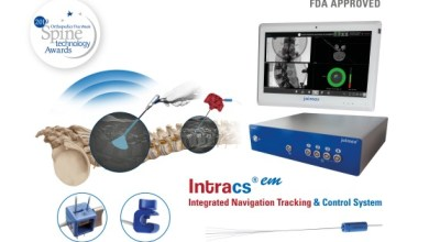 Photo of FDA Approves joimax® Intracs®em Electromagnetic Navigation System for Endoscopic Minimally Invasive Spine Surgery