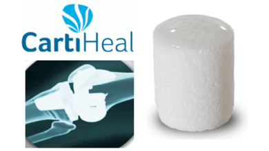 "Photo of CartiHeal Receives FDA ""Breakthrough Device Designation"" for the novel Agili-C Implant"