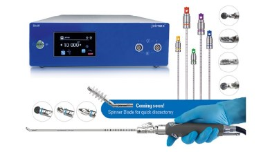 Photo of joimax® Launches New Generation of Shrill® Shaver Drill System