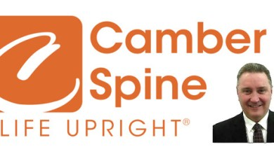 Photo of Camber Spine Names Greg Reiswig Vice President of Sales for the Western US