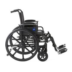 Wheelchair Knee Chair Cover Hire Stockton On Tees  24 Inch Seat Width Elevating Leg Rests