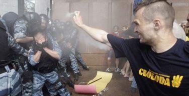 Протоиерей Андрей Новиков: то, что происходит на Украине — беснование, бунт в Рождественский пост