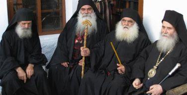Афонский старец Парфений: «Я думаю, что если Украина войдет в Европу, с ней приключится худшее, чем с Грецией»