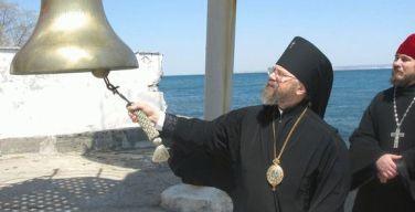 Митрополит Августин: «Если священники не боятся идти под коктейли Молотова, то тем более не побоятся идти к мирным людям…»