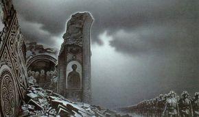 Иерей Алексий Шляпин: «Православие и патриотизм»