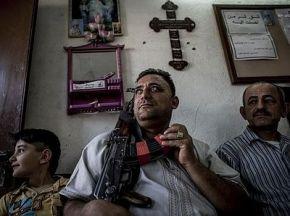 Святейший Патриарх Кирилл: «Христиане Ирака находятся в состоянии, близком к отчаянию»