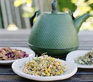 Tisanes en thees
