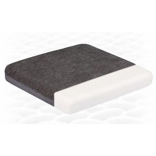 Подушка ортопедическая на сиденье из латекса Арт. ТОП-207