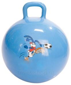 Мяч детский (фитбол) с ручкой (диаметр 50 и 60 см) Арт. М-350, М-360