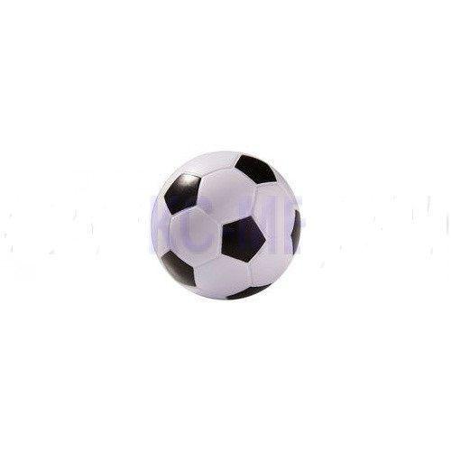 Мяч Антистресс арт.1052 черно-белый