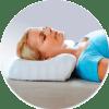 Подушка Ортопедическая под голову Sissel Pharma (Фарма) Арт. 003705