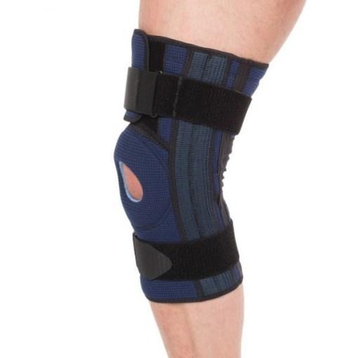 Бандаж на коленный сустав компрессионный полуразъемный Арт. Т-8592