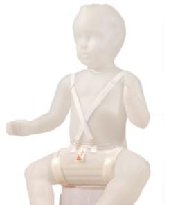 Бандаж детский (Перинка Фрейка с лямками) Арт.F-6853
