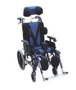 Складная инвалидная коляска Ergoforce Арт. Е 0811 11