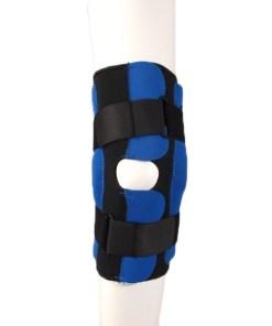 Ортез на коленный сустав разъемный с полицентрическими шарнирами Fosta Арт. F 1293