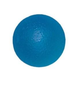 Мяч для массажа кисти (шаровидной формы) Ортосила Арт. L 0350 F жесткий, синего цвета
