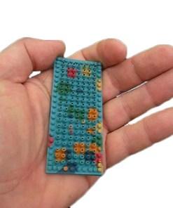 Аппликатор Ляпко Малыш или «Скорая помощь» (шаг игл 3,5 мм; размер 35 х 80 мм) Арт. 1701