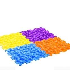 Массажный коврик «Цветные камешки» Арт. М-516