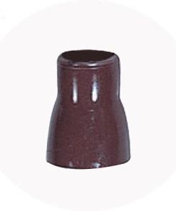 Наконечник для тростей, костылей, опор-ходунков Арт. TN-001, TN-002, TN-003