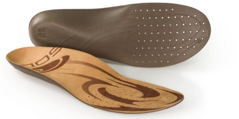 Ортопедические стельки для закрытой обуви