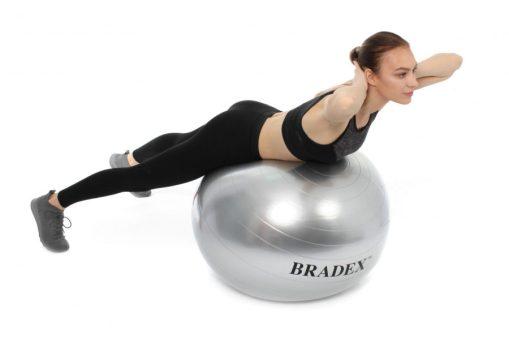 Мяч для фитнеса «ФИТБОЛ-85» с насосом BRADEX SF 0354