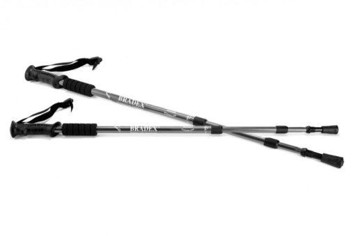 Палки телескопические для скандинавской ходьбы «НОРДИК СТАЙЛ» BRADEX SF 0076