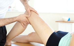Массаж при растяжении связок суставов. Техника массажа голеностопа после перелома, артроза и травм связок