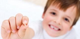 O que fazer se meu filho perder um dente antes da hora?