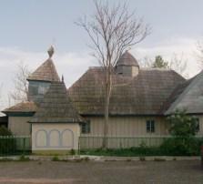 biserica de lemn din macareuca