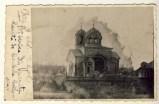 Biserica din Varnica lovit- de bombele bol_evice