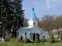 Mănăstirea Țigănești Adormirea Maicii Domnului