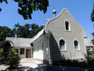 Mănăstirea Acoperământul Maicii Domnului, s. Calinesti, r. Fălești