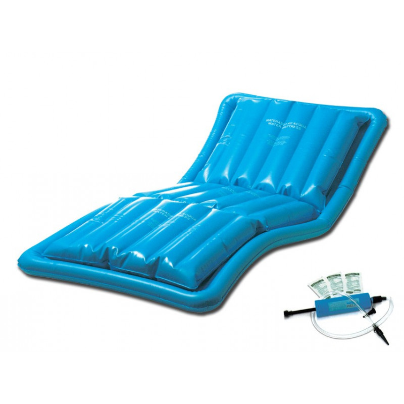 MATERASSO ANTIDECUBITO AD ACQUA IN PVC  Ortopedia Sanitaria Shop