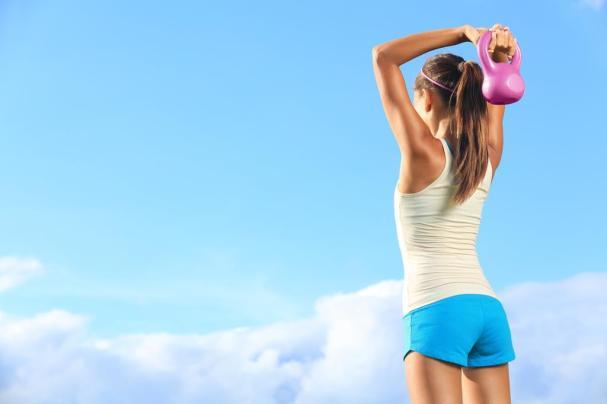 Evite o Tríceps Francês para evitar lesões