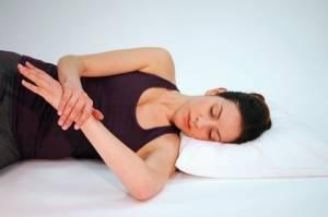 Alongamento da cápsula posterior do ombro