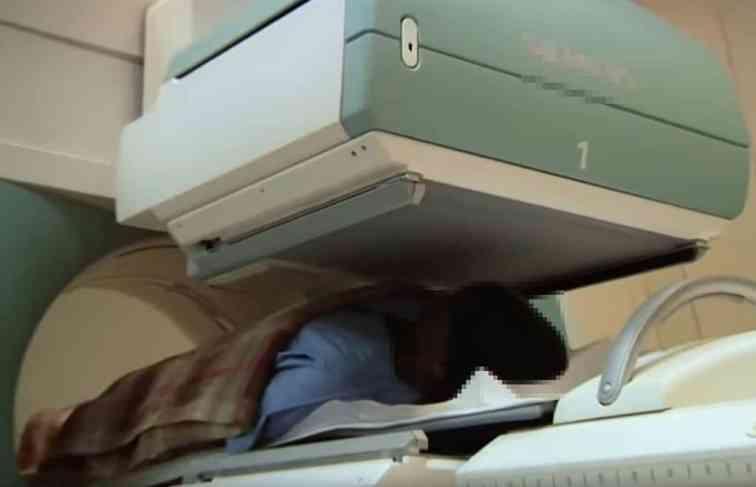 pacientes com claustrofobia devem avisar da condição antes de fazerem.
