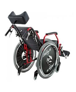 Cadeira de Rodas Ágile reclinável - Ortopedia Online SP