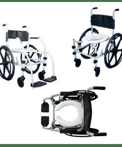 Cadeira de Banho RG - Jaguaribe - Ortopedia Online SP