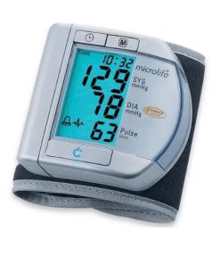 Monitor De Pressão Arterial De Pulso - Microlife - Ortopedia Online SP
