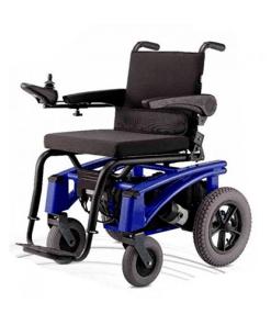 Cadeira de Rodas Motorizada Puma - Ortopedia Online SP