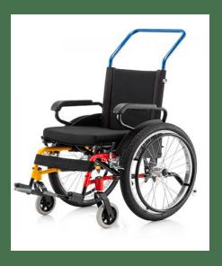 Ortopedia Online SP - Cadeira de Rodas Cantu Plus Infantil