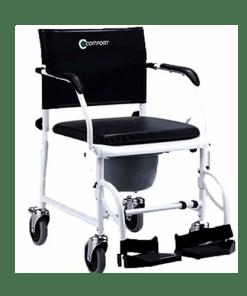 Ortopedia Online SP - Cadeira de Banho SL 156 - Higiênica - Práxis - Confort