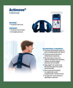 Actimove Clavícula BSN Medical - Ortopedia Online SP