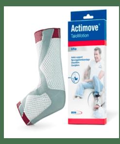Suporte para tornozelo Actimove Talomotion - Ortopedia Online SP