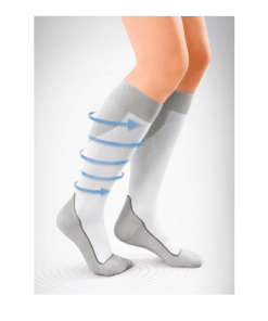 Jobst Sport meia de compressão - Ortopedia Online SP