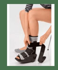 Bota Imobilizadora Actimove Walker Low - Cano Baixo - Extra Grande - Ortopedia Online SP