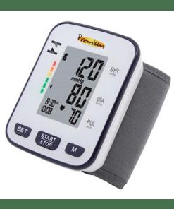 Aparelho de pressão digital automático de pulso - Ortopedia Online SP